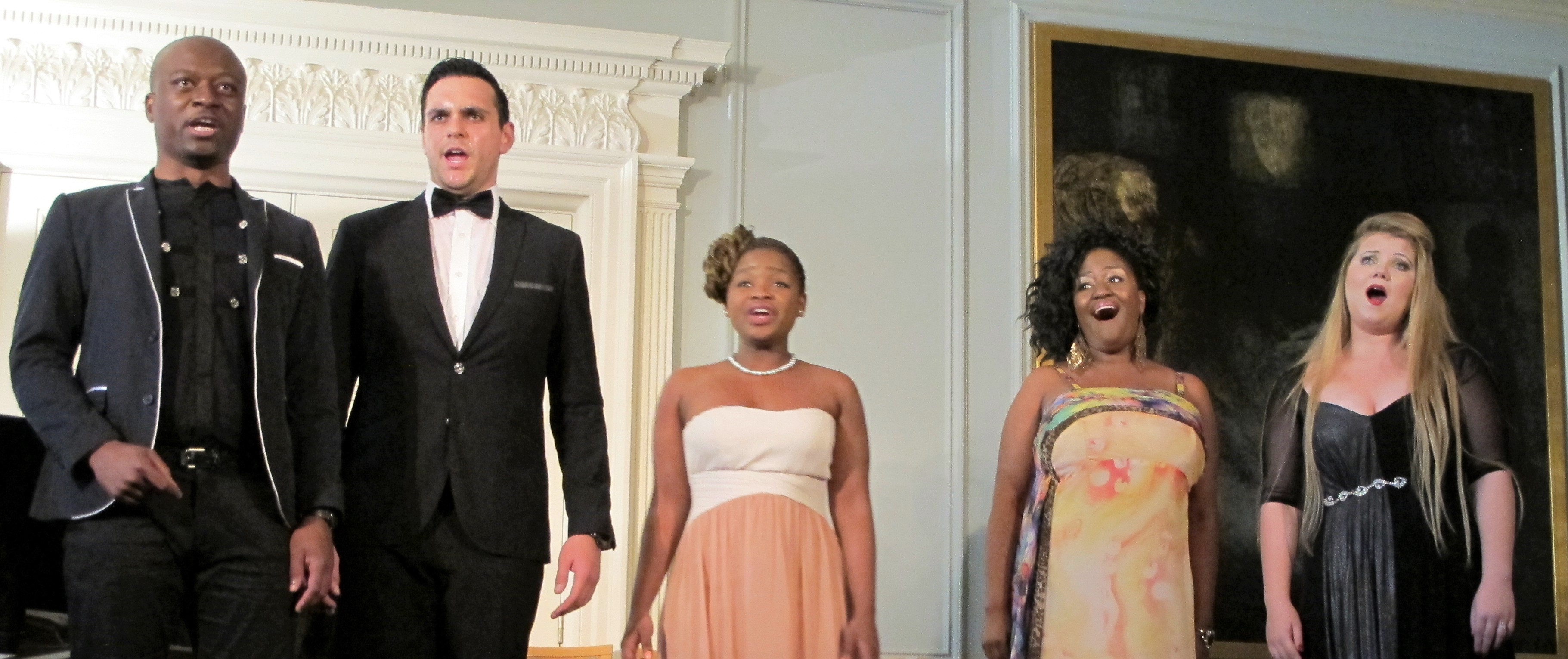 UCT Opera Evening at the home of Sir Vernon and Lady Ellis